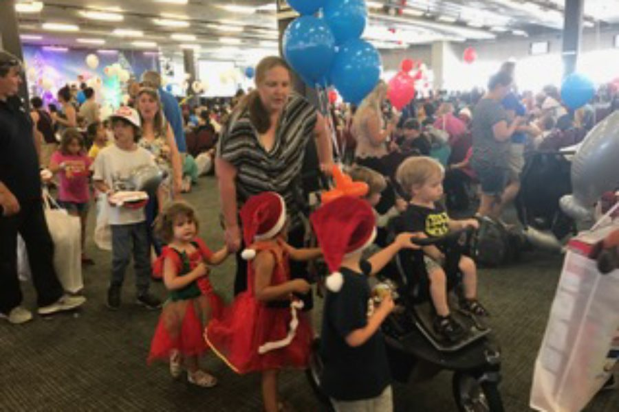 Sydney Special Children's Christmas Party 2016